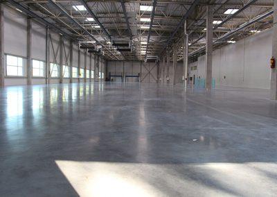 Kietėjančio betono priežiūra SINAK S-102™, Paviršiaus sukietinimas SINAK HLQ-125™