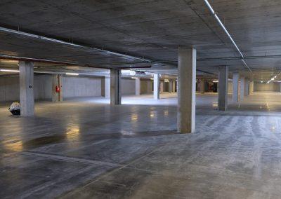 Kietėjančio betono priežiūra ir betono hidroizoliacija su SINAK S-102™