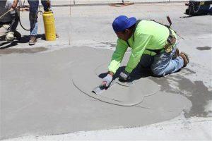 Betono paviršiaus atnaujinimas RAPID SET Concrete Resurfacer