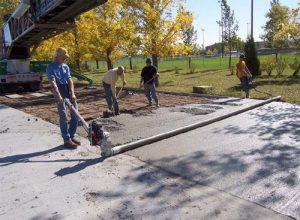 Lura Screed cilindinė betono glaistyklė